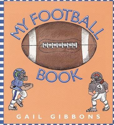 My Football Book by Gail Gibbons image