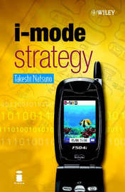 i-Mode Strategy by Takeshi Natsuno image