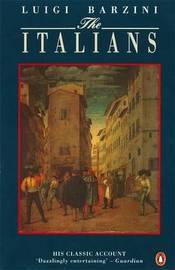 The Italians by Luigi Barzini image