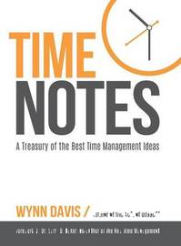 Time Notes by Wynn Davis