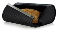 Silicone Bread Bin - Black
