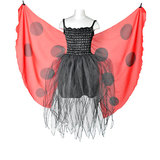 Gollygo Ladybird Fairy Costume - Medium