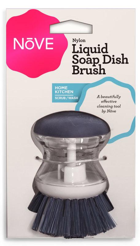 Nove Palm Liquid Soap Brush