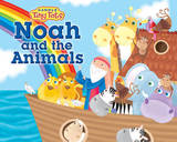 Candle Tiny Tots - Noah and the Animals by Karen Williamson