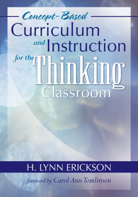 Concept-Based Curriculum and Instruction for the Thinking Classroom image