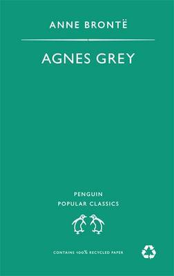 Agnes Grey by Anne Bronte image