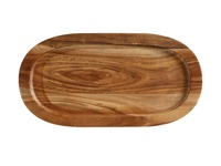 Maxwell & Williams - Artisan Acacia Oblong Serving Tray (33cm)