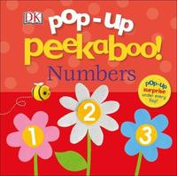 Pop-Up Peekaboo! Numbers by DK