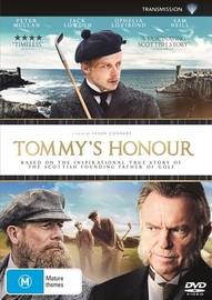 Tommy's Honour on DVD