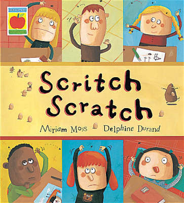 Scritch Scratch, We Have Nits by Miriam Moss image