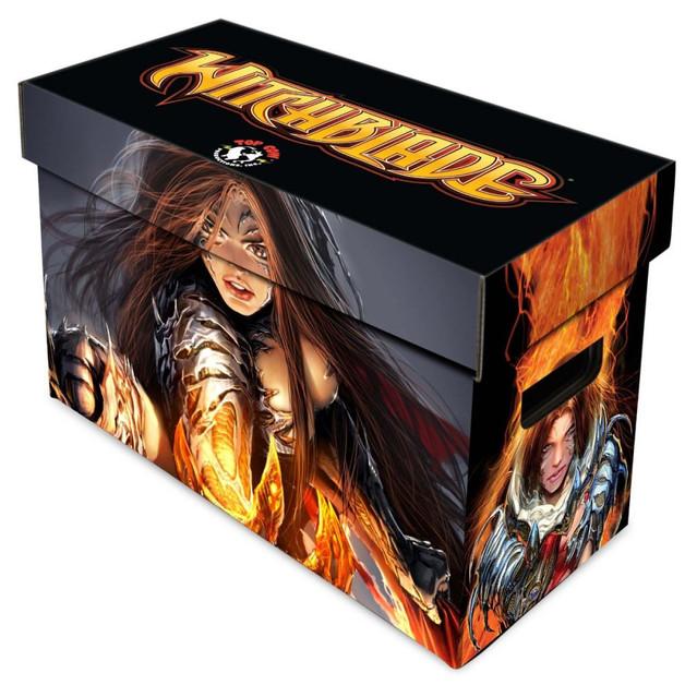 BCW: Short Comic Box - Witchblade