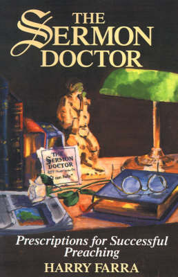The Sermon Doctor by Harry Farra image