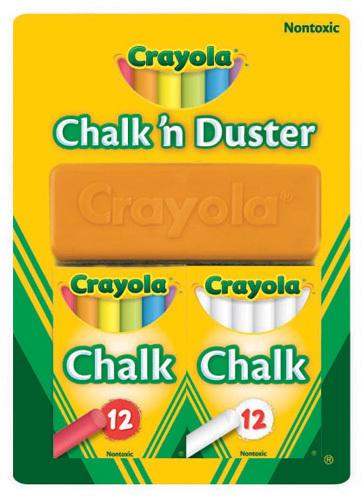 Chalk 'n' Duster - Crayola