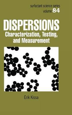 Dispersions by Erik Kissa