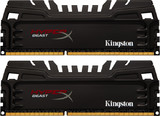 2x4GB Kingston HyperX Beast - 2133MHz DDR3 RAM