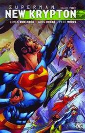 Superman: v. 3: New Krypton by James Robinson image