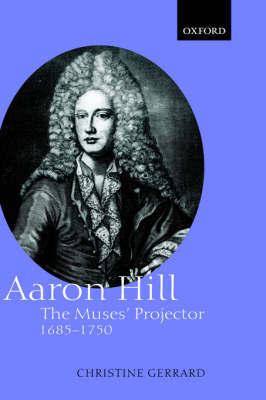 Aaron Hill by Christine Gerrard