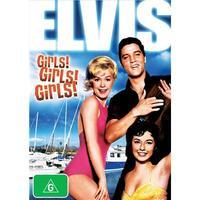 Girls! Girls! Girls! on DVD
