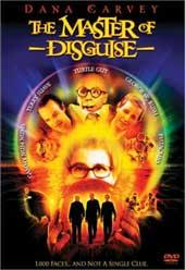 The Master of Disguise on DVD