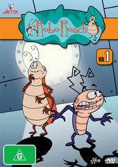 Roboroach Vol 1 on DVD