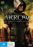 Arrow - The Complete Fourth Season DVD