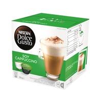 Nescafe Dolce Gusto (Soy Cappucino, 8pk)