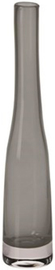Krosno Sashay Bud Vase - Smoke (28cm)