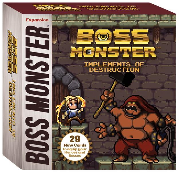 Boss Monster: Implements of Destruction - Expansion Set