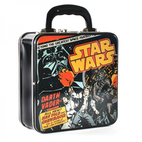 Star Wars: Metal Comic Cover Lunch Box
