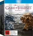 Game of Thrones - The Complete First, Second, Third, Fourth, Fifth, Sixth & Seventh Season Box Set on Blu-ray