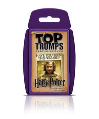 Top Trumps: Harry Potter and the Prisoner of Azkaban