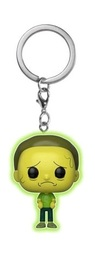 Rick & Morty - Toxic Morty - Pocket Pop! Keychain