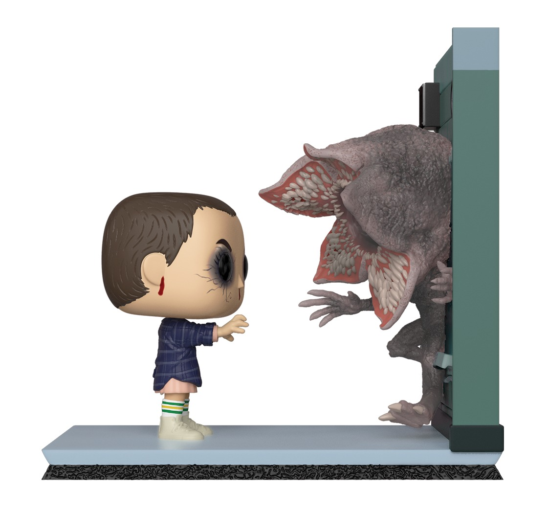 Stranger Things: Eleven & Demogorgon - Pop! Movie Moment Figure image