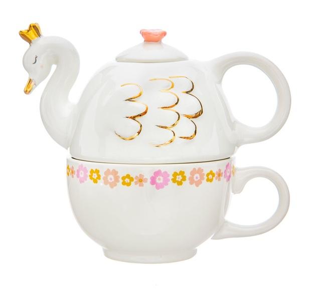 Sass & Belle: Freya Swan - Tea For One