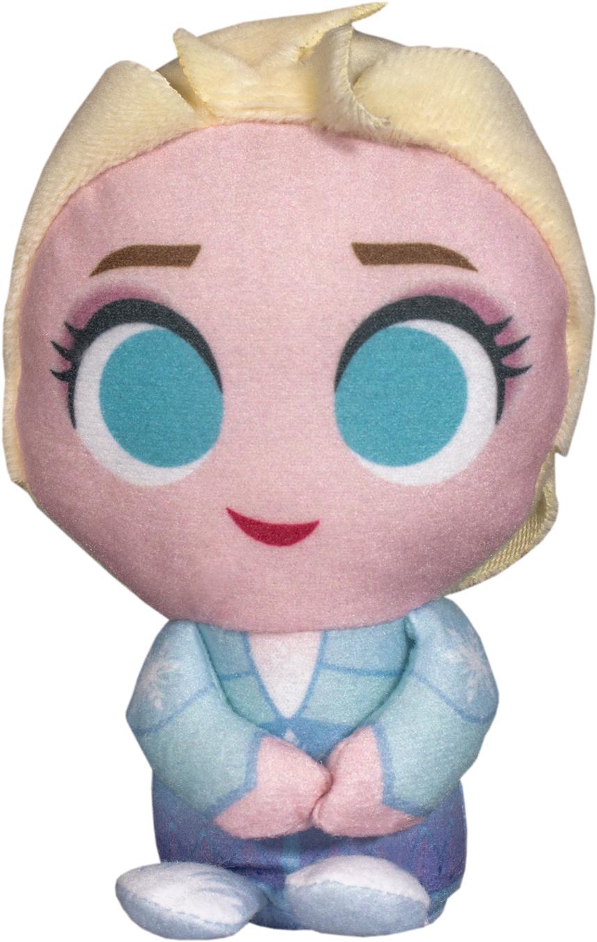 """Frozen 2: Elsa - 4"""" Plush image"""