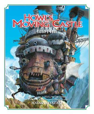 Howls Moving Castle Picture Book by Hayao Miyazaki image