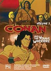 Conan and the Young Warriors - Vol. 2 on DVD