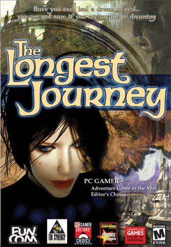 The Longest Journey for PC Games