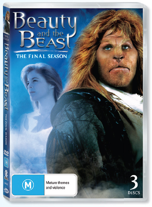 Beauty and the Beast: The Final Season (3 Disc Set) on DVD