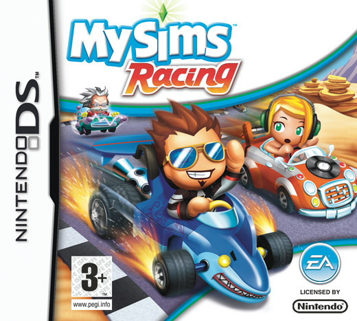 MySims Racing for DS