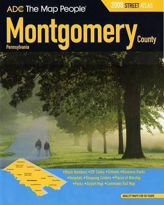 Montgomery County, Pennsylvania Street Atlas