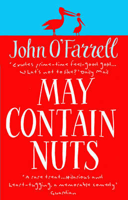 May Contain Nuts by John O'Farrell image