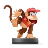 Nintendo Amiibo Diddy Kong - Super Smash Bros. Figure for Nintendo 3DS