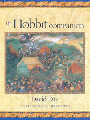 The Pocket Hobbit Companion by David Day image