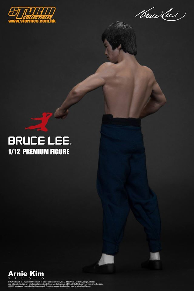 Bruce Lee 1/12 Scale Premium Figure image