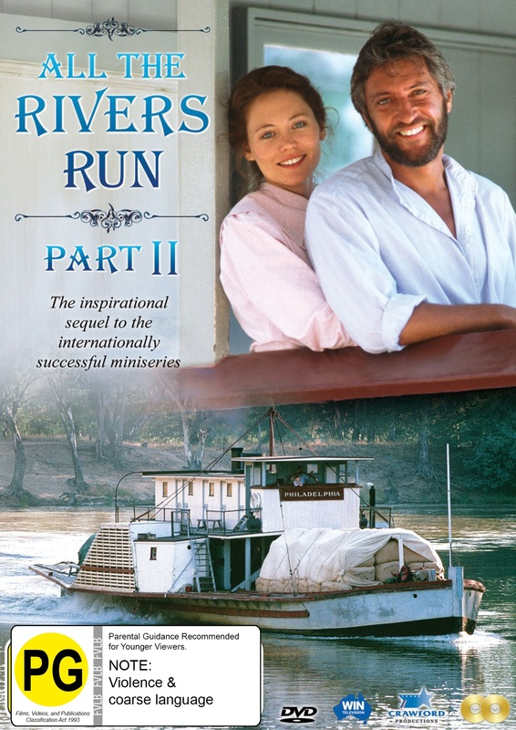 All The Rivers Run - Part II on DVD
