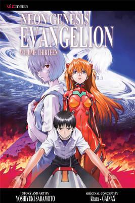 Neon Genesis Evangelion, Vol. 13 by Yoshiyuki Sadamoto