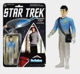 Star Trek - Beaming Spock ReAction Figure
