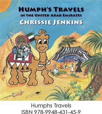 Humph's Travels by Chrissie Jenkins