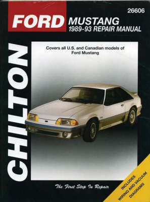 Ford Mustang, 1989-93 image